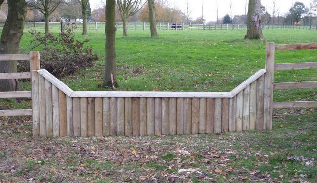 Stockdale Fencing | Wire and Wooden Livestock Fencing | Horse Jump