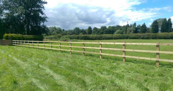 Stockdale Fencing | Post and Rail Fencing | fence
