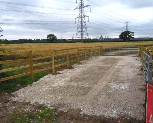 Stockdale Fencing | Security Fencing and Gate | National Grid