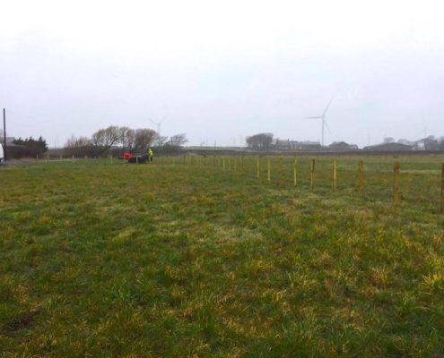 Stockdale Fencing | Security Fencing | National Grid