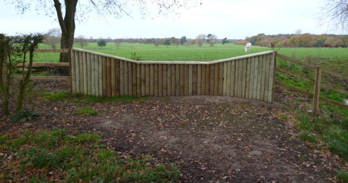 Stockdale Fencing | Bespoke Horse Jump | Horse Jump
