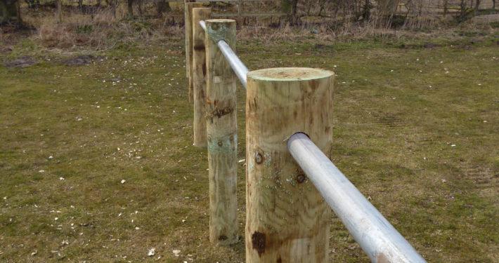 Stockdale Fencing | Bespoke Pony Lines | Fence