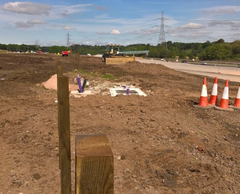 Stockdale Fencing | Wooden Fencing | A556 Fence Construction