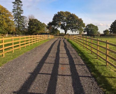 Stockdale Fencing | Wooden Fencing | Pathside Fencing