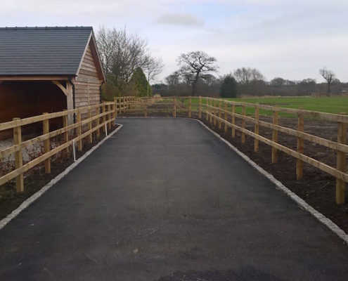 Stockdale Fencing | Wooden Fencing | Boundary Fence