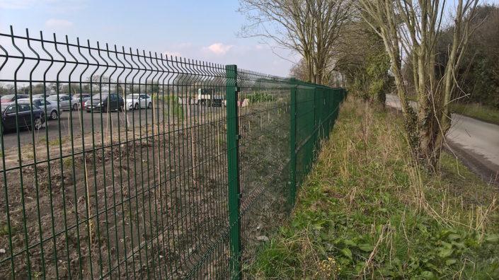 Stockdale Fencing | Security Fencing | Eclipse Fencing