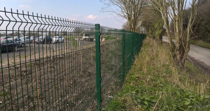Stockdale Fencing | Security Fencing | Eclipse Fencing