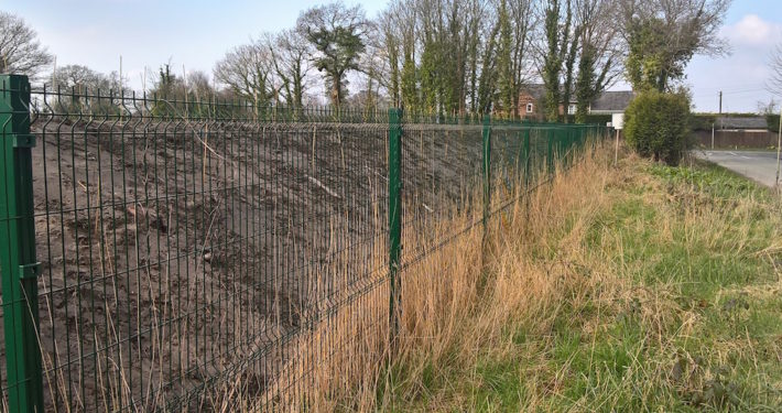 Stockdale Fencing | Security Fencing | Industrial Fence