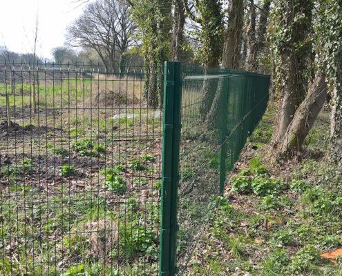 Stockdale Fencing | Security Fencing | Fence Corner