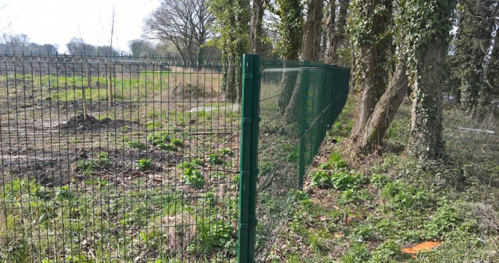 Stockdale Fencing | Security Fencing | Fence Corner