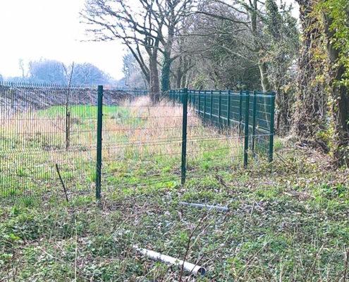 Stockdale Fencing | Security Fencing | Industrial Fencing