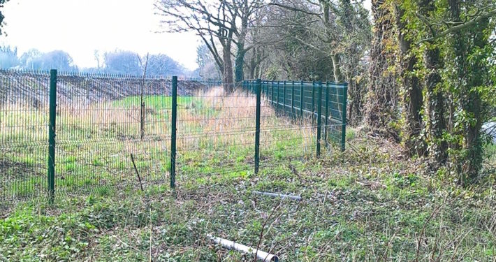 Stockdale Fencing | Security Fencing | Industrial Fencing