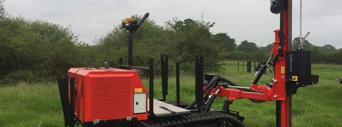 Stockdale Fencing | Latest Machinery Fencing | Latest Machine