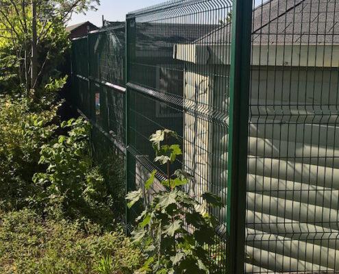 Stockdale Fencing | Industrial Fencing | Fence Corner