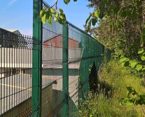 Stockdale Fencing | Industrial Fencing | Fence