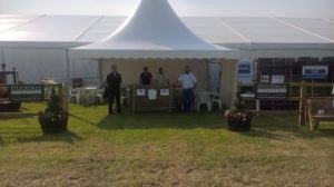 Stockdale Fencing at The Cheshire Show