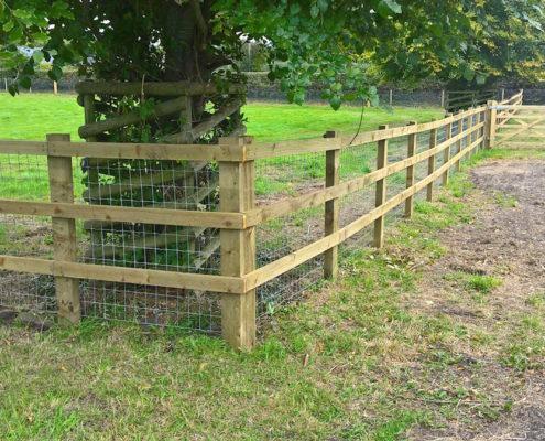 Stockdale Fencing | Wooden Fencing | Fence Corner