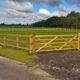 Stockdale Fencing | Wooden Fencing | Field Gate
