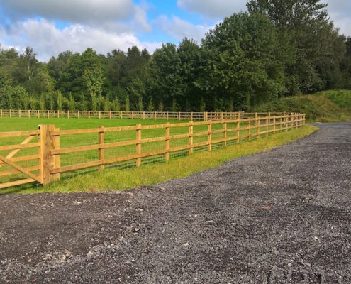 Stockdale Fencing | Wooden Fencing | Fence