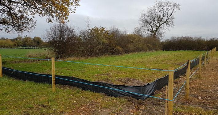 Stockdale Fencing | Horse Fencing | Fence Corner