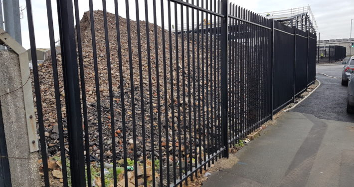 Stockdale Fencing | Industrial Fencing | Fence