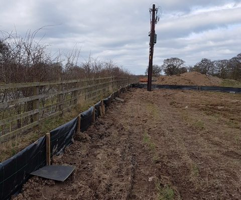 Stockdale Fencing | Newt and Post and Rail Wooden Fencing | Fences
