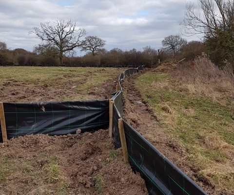 Stockdale Fencing | Newt and post and rail Fencing | Fences