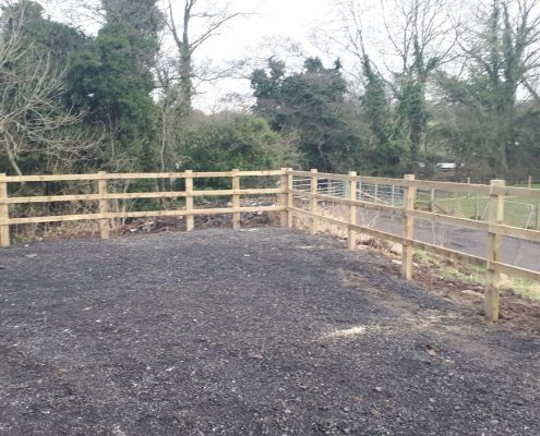 Stockdale Fencing | Timber Post and Rail Fencing | Fences