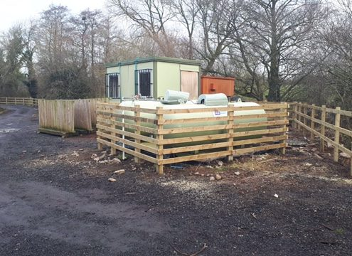 Stockdale Fencing | Stockproof Timber Fencing | Fences