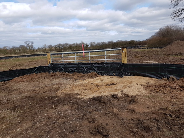 Stockdale Fencing | Newt Fencing | Fence Construction