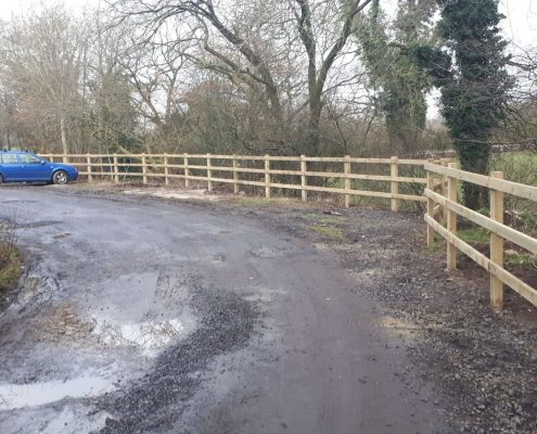 Stockdale Fencing | Newt Fencing | Post and Rail