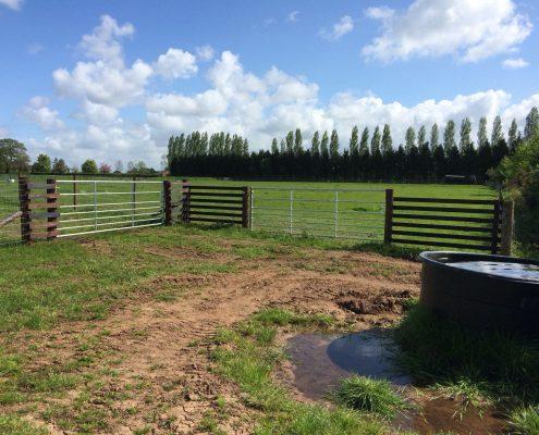 Stockdale Fencing | Newt Fencing | Metal Gates