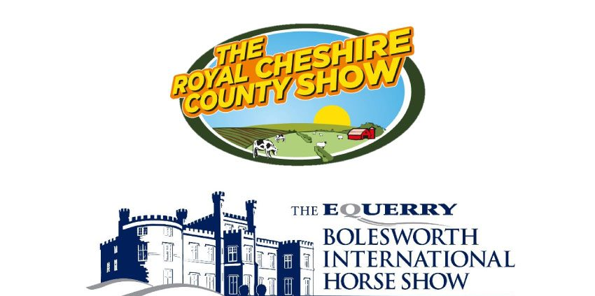 Stockdale Fencing | Newt Fencing | Royal Cheshire County Show Logo