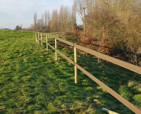 Stockdale Fencing | Fencing | Post and Rail Fencing