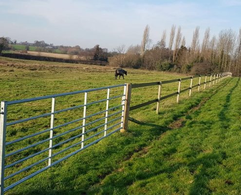Stockdale Fencing | Fencing | Wooden Fencing and Metal Gates