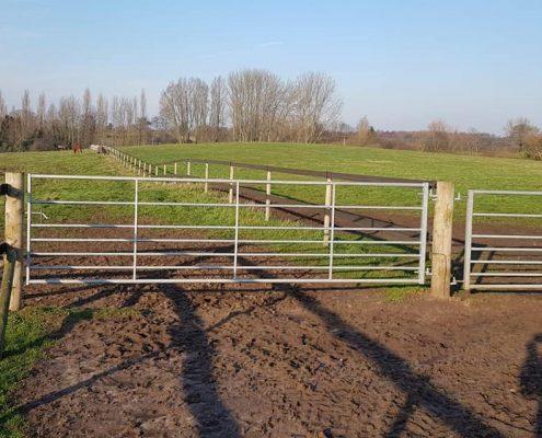 Stockdale Fencing | Fencing | Metal Gates