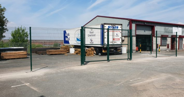 Stockdale Fencing | Newt Fencing | Security Gates