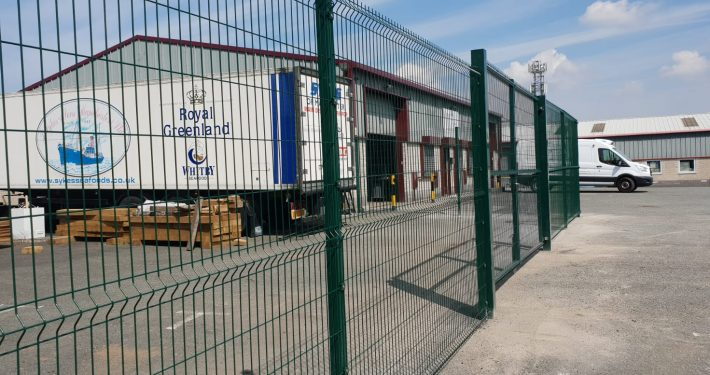 Stockdale Fencing | Security Fencing | Security Compound