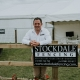 Stockdale Fencing | Post and Rail Fencing | Tom and Sign