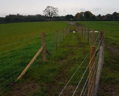 Stockdale Fencing | Post and Rail Fencing | High Tensile Fencing, Chelford,