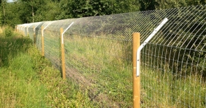 Stockdale Fencing | Post and Rail Fencing | Otter fencing